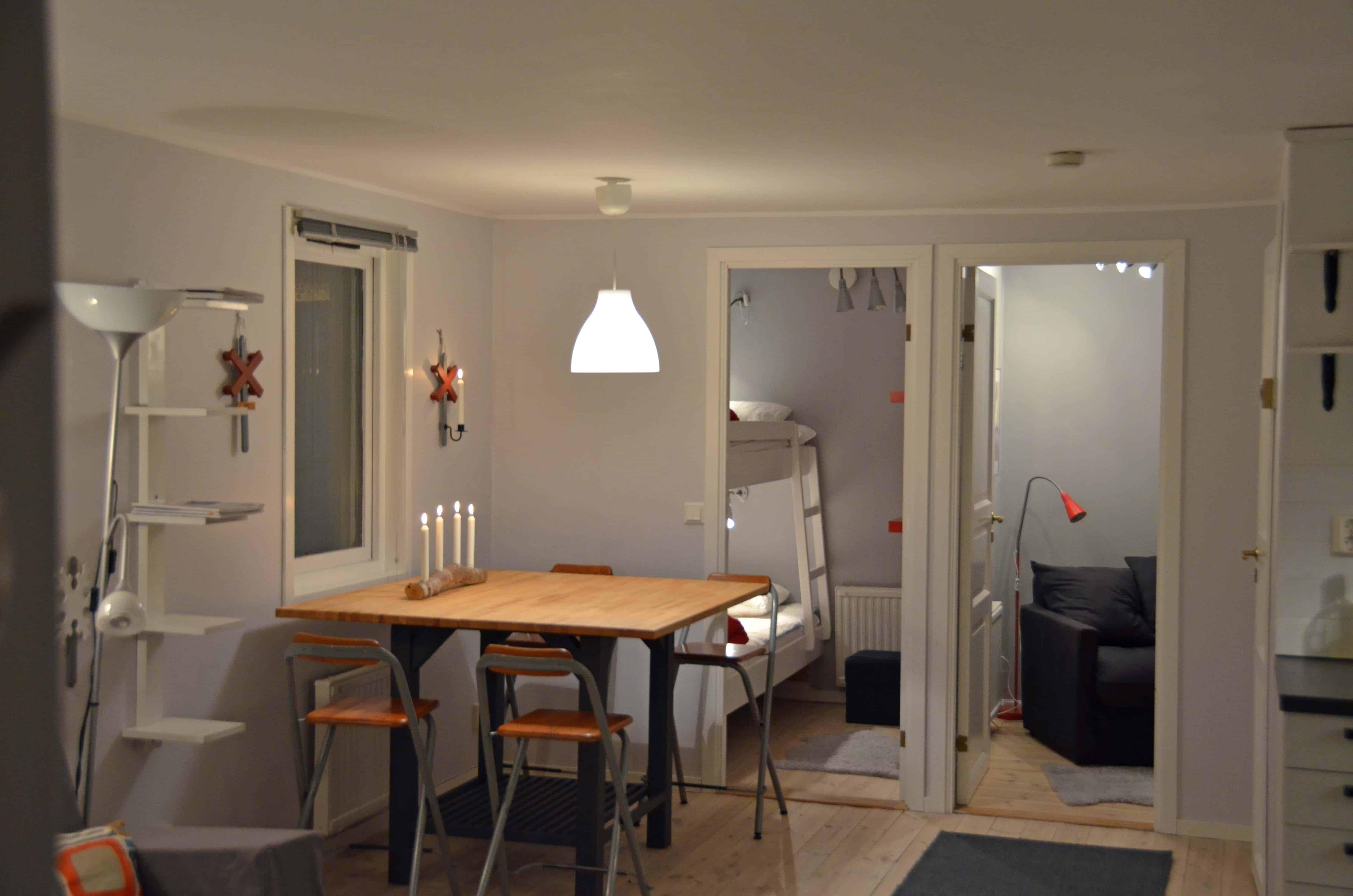 """Referensjobb """"Renovering lägenhet Åre"""" utfört av Js Hammare Bygg och Måleri"""