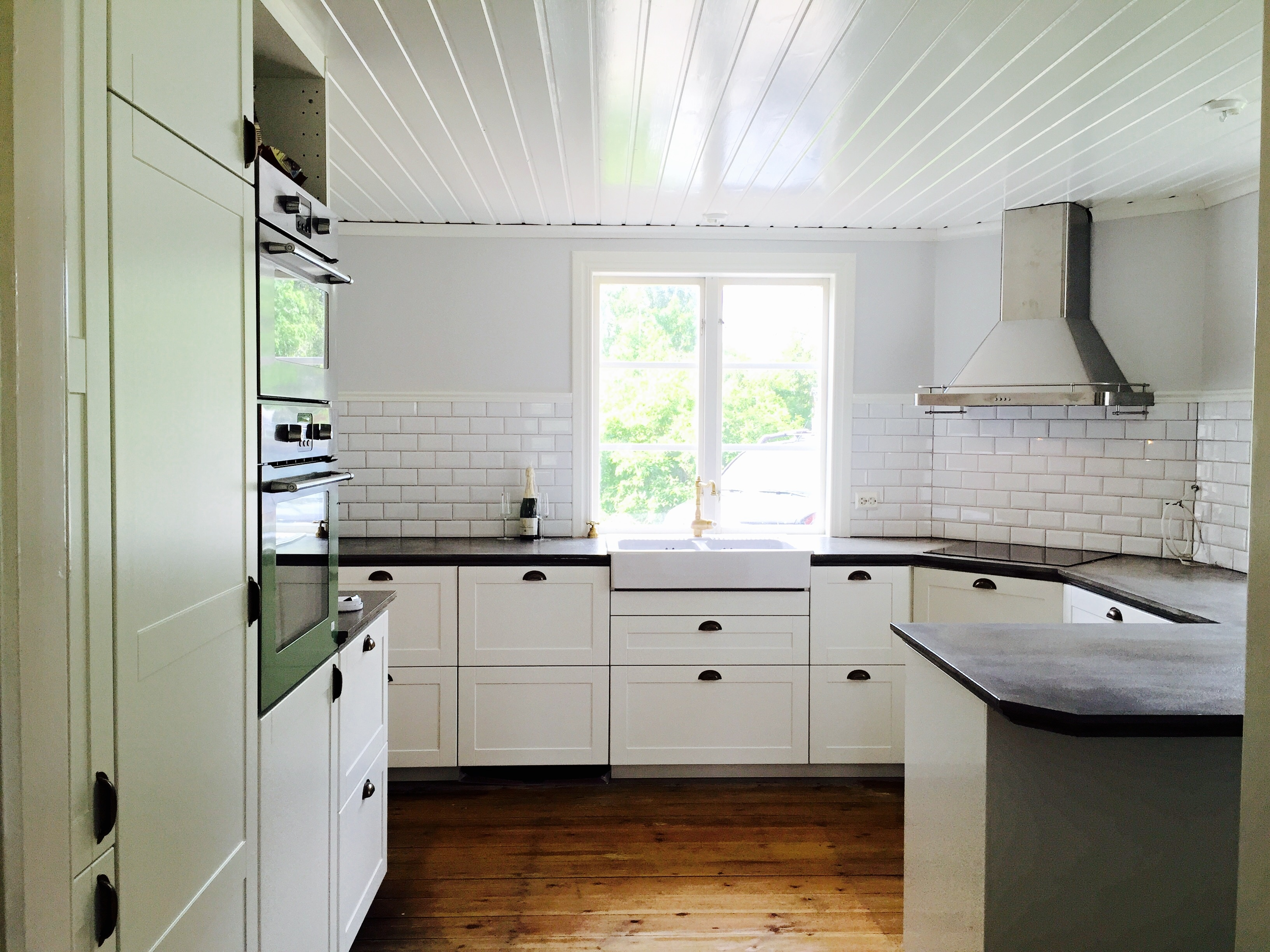 """Referensjobb """"Ny monterat Ikea kök """" utfört av Anders Ljungström Bygg & Montage AB"""