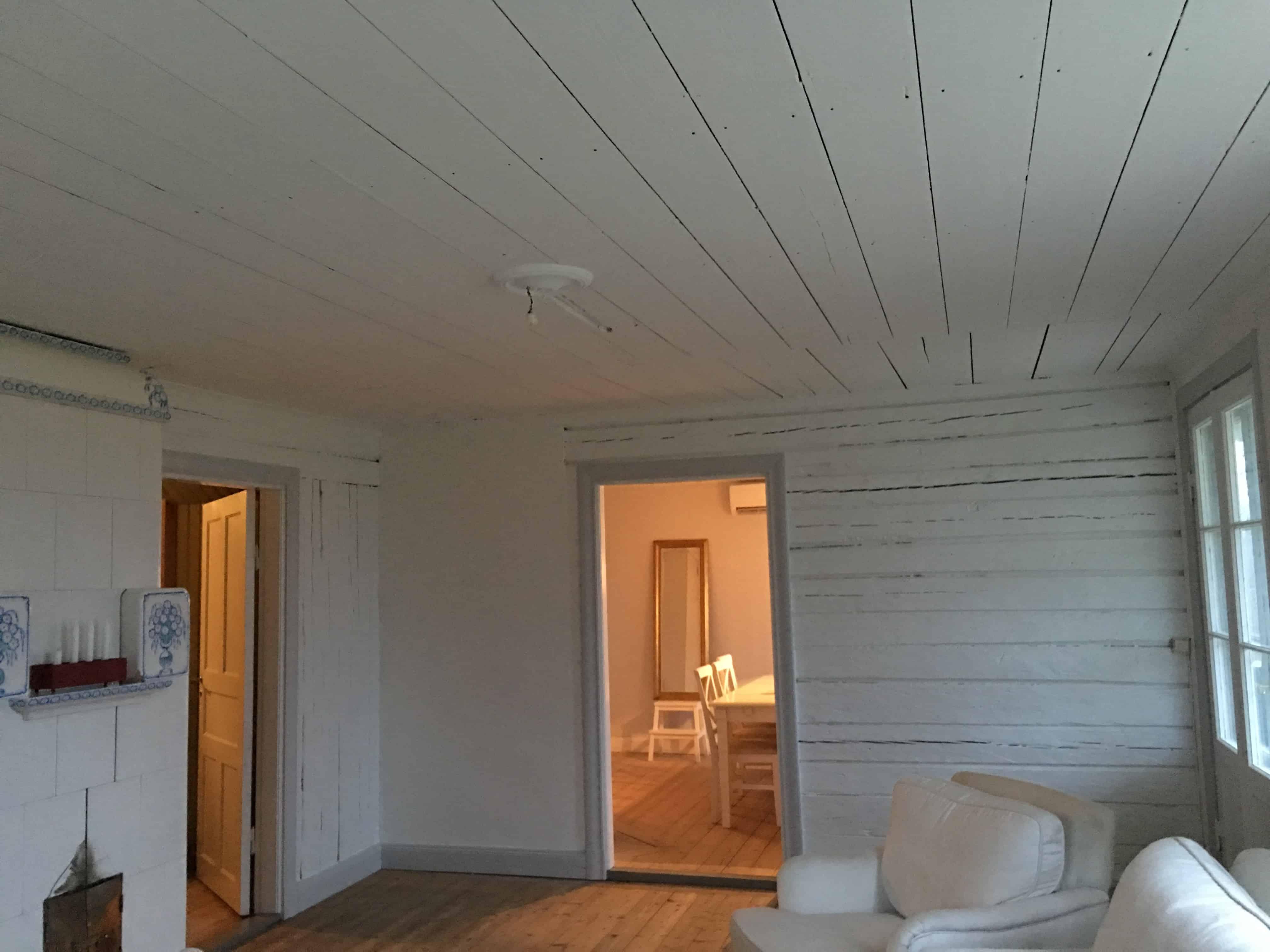 """Referensjobb """"Tak och vägg renovering"""" utfört av Anders Ljungström Bygg & Montage AB"""
