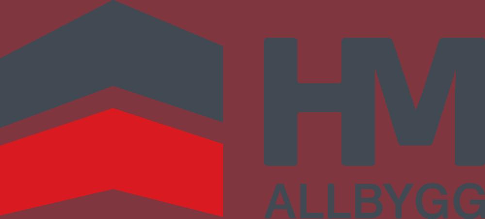 Logotyp för HM Allbygg AB