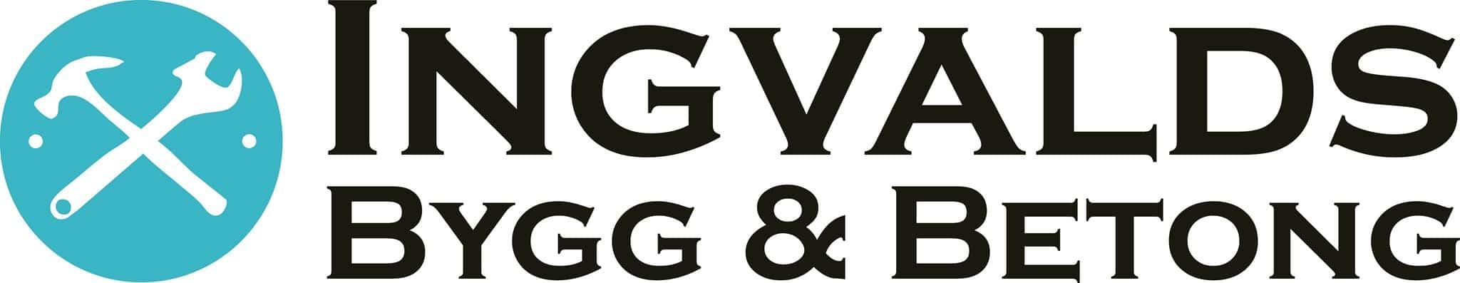 Logotyp för Ingvalds Bygg & Betong AB