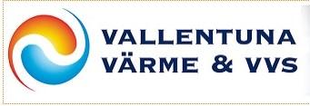 Logotyp för Vallentuna, Värme VVS AB