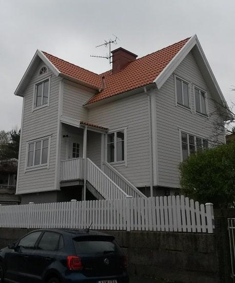"""Referensjobb """"Panel samt fönster och tak"""" utfört av Kungs - Bo Bygg AB"""