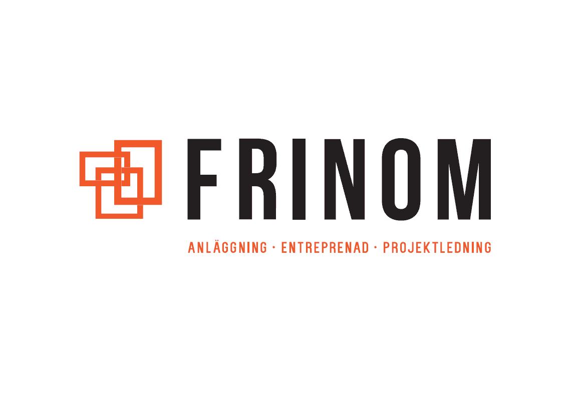 Logotyp för Frinom AB