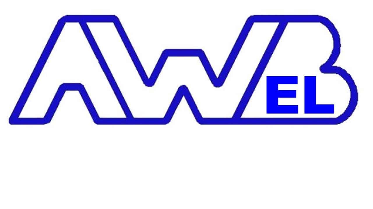 Logotyp för AWB El