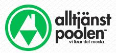Logotyp för Alltjänstpoolen i Stockholm AB