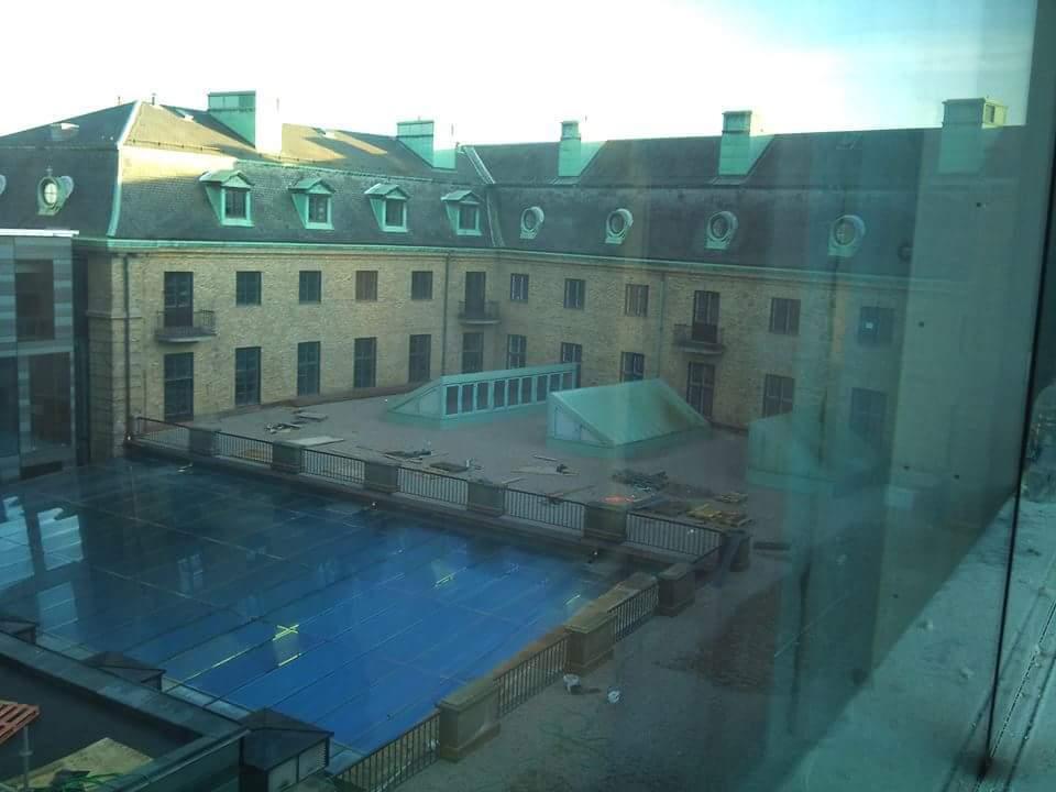 """Referensjobb """"Post Clarion hotell Göteborg """" utfört av Växa Fram AB"""