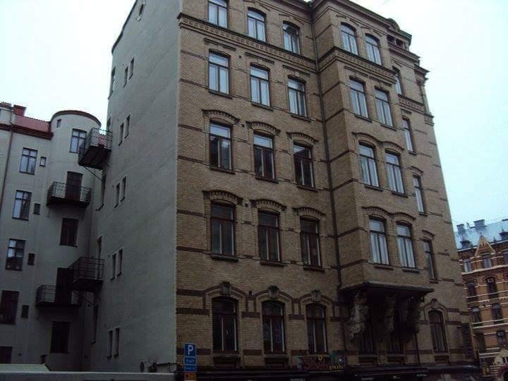 """Referensjobb """"Svanströms Fastigheter Göteborg """" utfört av Växa Fram AB"""