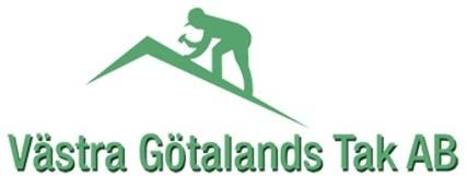 Logotyp för Västra Götalands tak AB