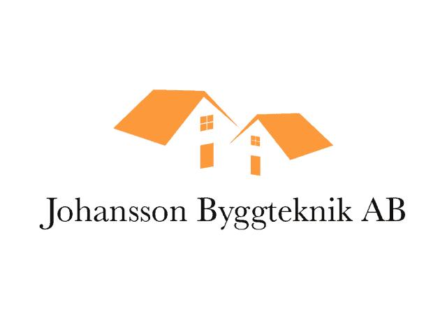 Logotyp för Johansson Byggteknik AB