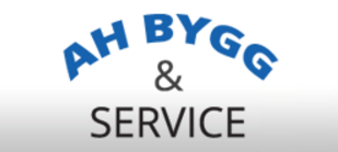 Logotyp för AH Bygg & Service