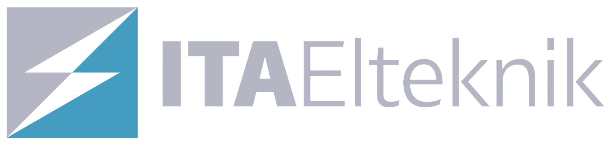 Logotyp för ITA Elteknik