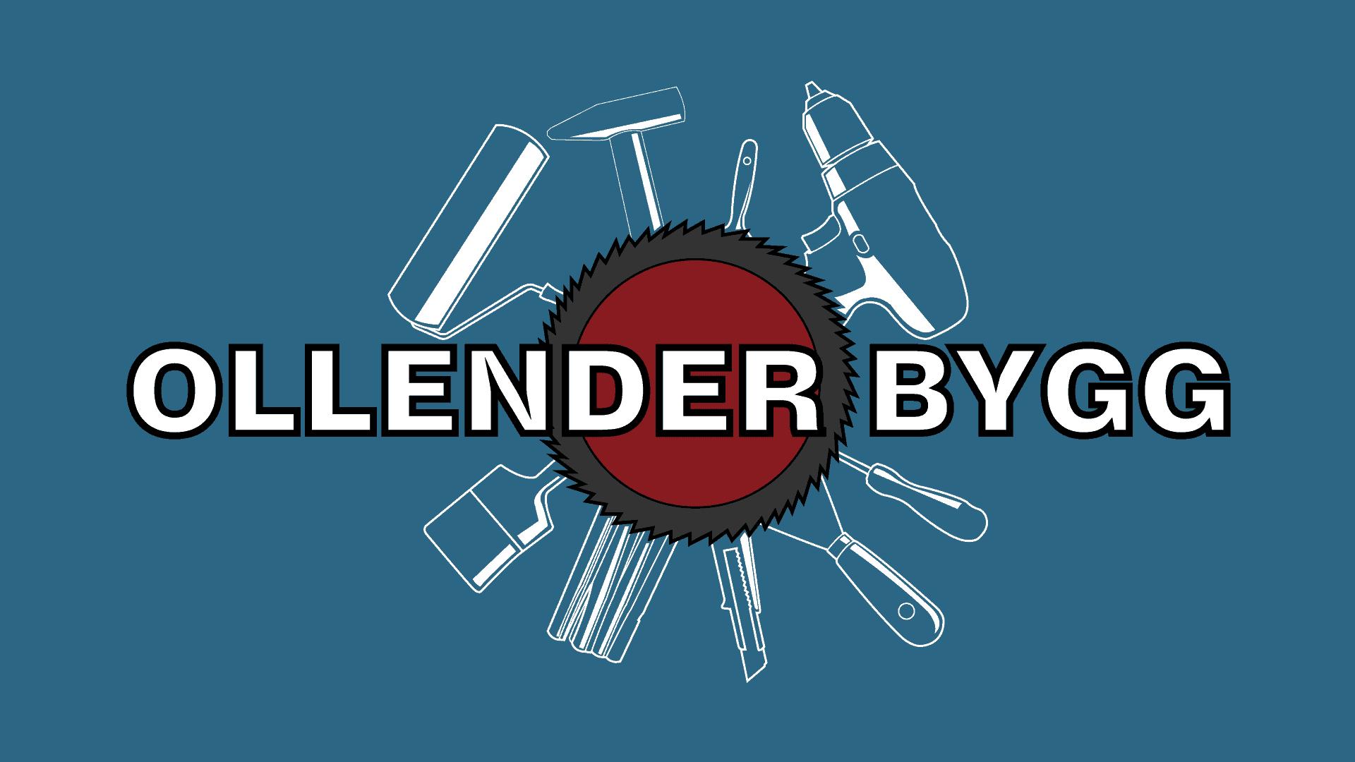 Logotyp för Ollender Bygg