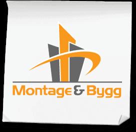 Logotyp för Montage & Bygg i Furuboda AB