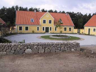 """Referensjobb """"Bengtssons Hästgård i Henkelstorp"""" utfört av Trädgårdsteamet i Skåne AB"""