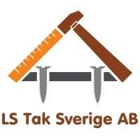Logotyp för LS Tak Sverige AB