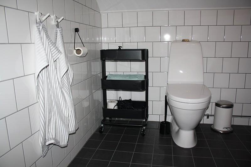"""Referensjobb """"Helrenovering av badrum 4 kvm"""" utfört av FP Badrumsspecialisten AB"""