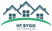 Logotyp för HT Bygg i Kungsbacka AB