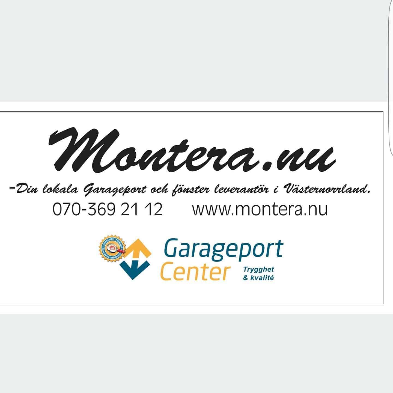 Logotyp för Montera.nu