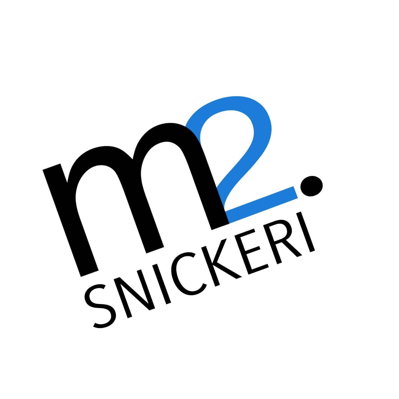 Logotyp för M2 Snickeri AB