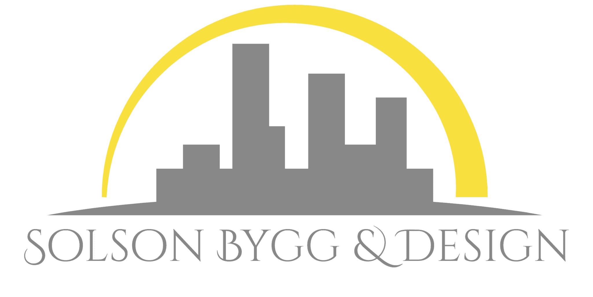 Logotyp för Solson Bygg & Design