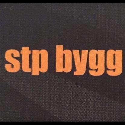 Logotyp för Stp bygg
