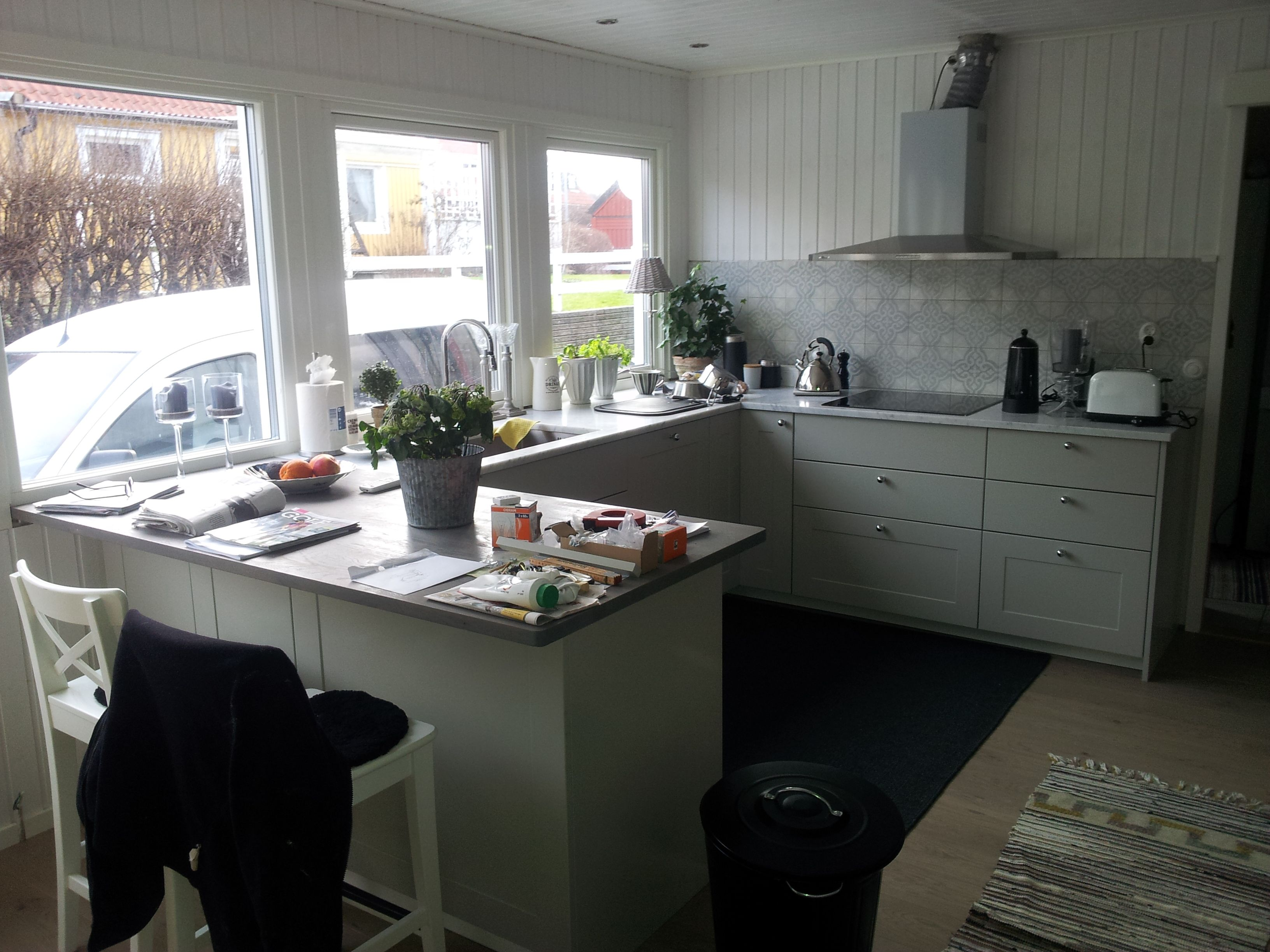 "Referensjobb ""Helrenovering av kök"" utfört av LGK Bygg & Entreprenad"