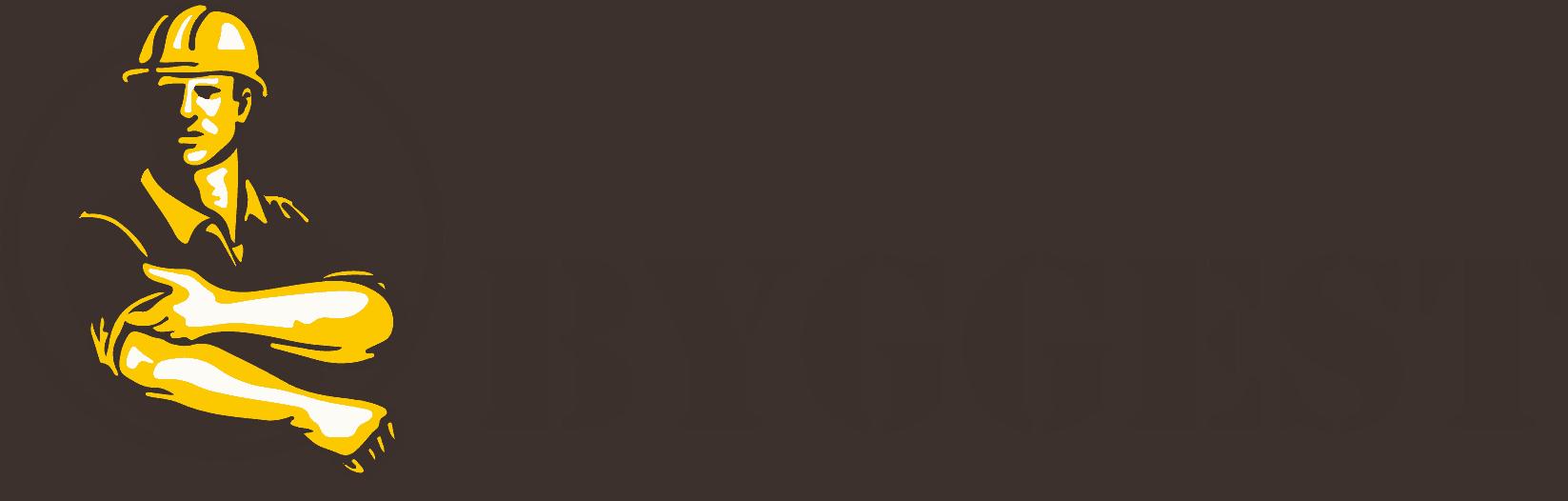 Logotyp för BYGGEST AB