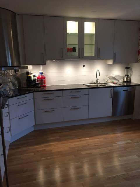 """Referensjobb """"Marbodal kök"""" utfört av Rybergs Bygg & Interiör AB"""