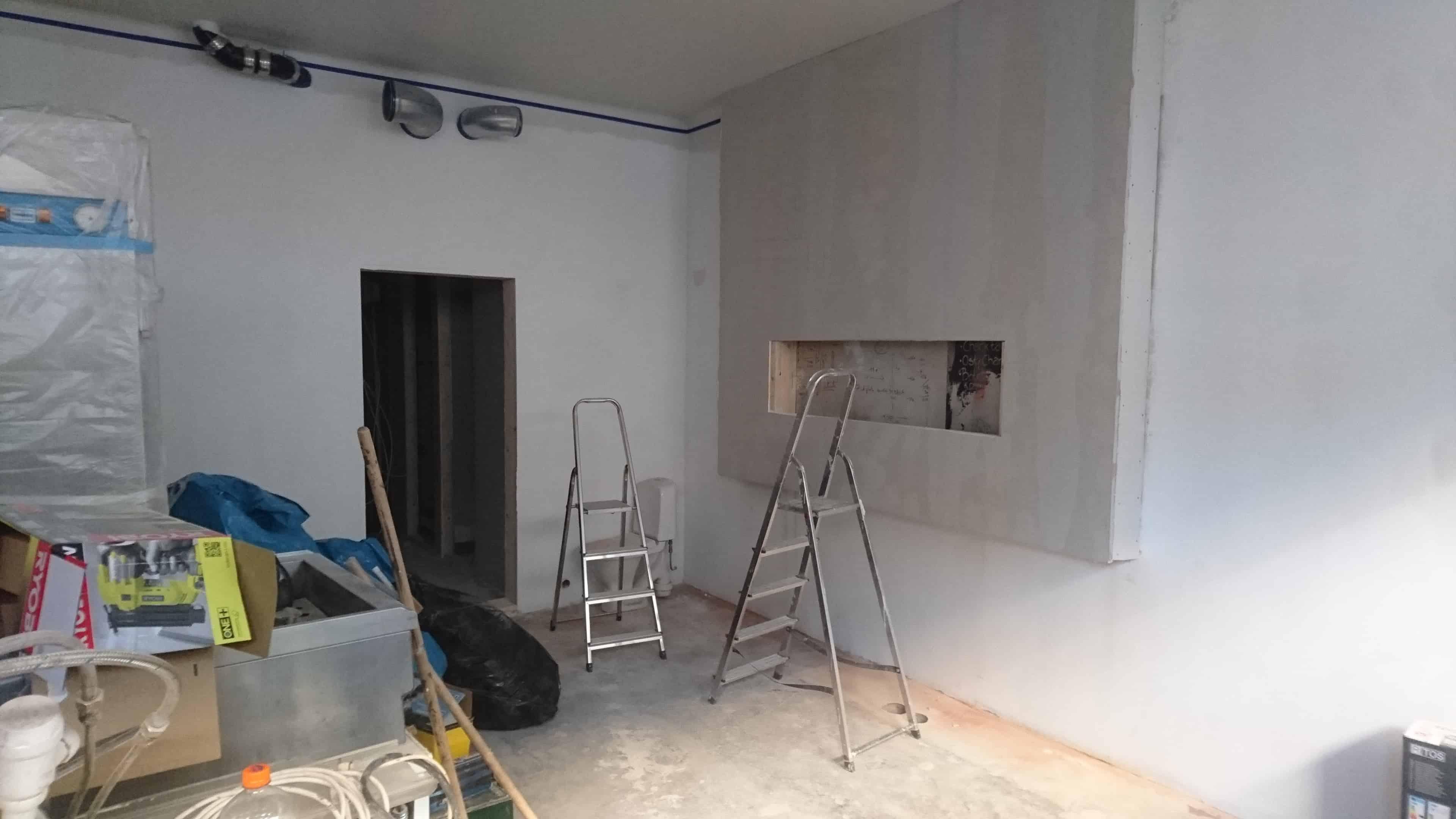 "Referensjobb ""Renovering Restaurant"" utfört av Ollender Bygg"