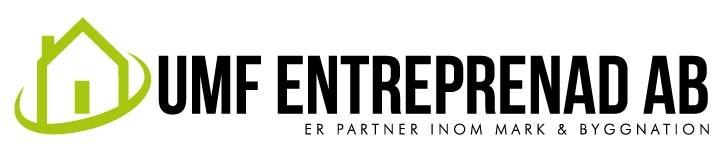 Logotyp för UMF Entreprenad AB