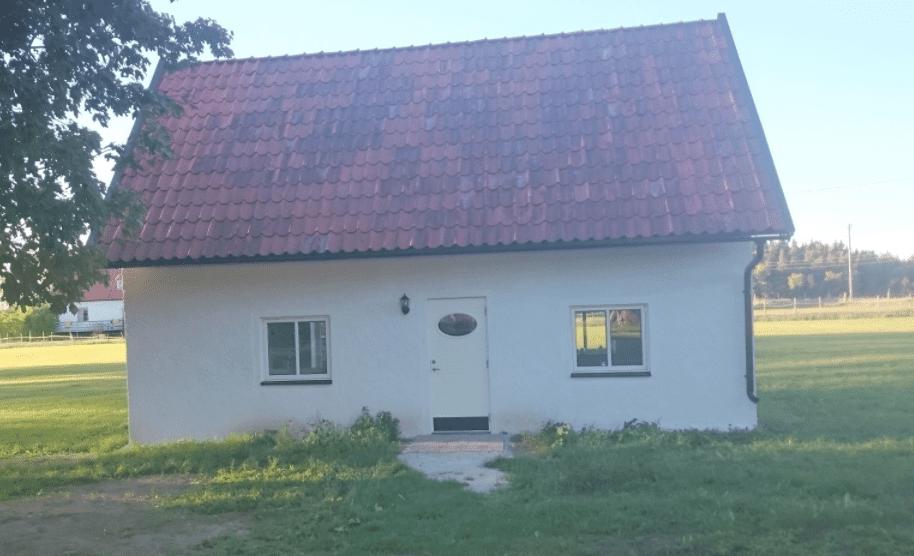 """Referensjobb """"Vallstena gamla smedja"""" utfört av Hörsne Bygg AB"""