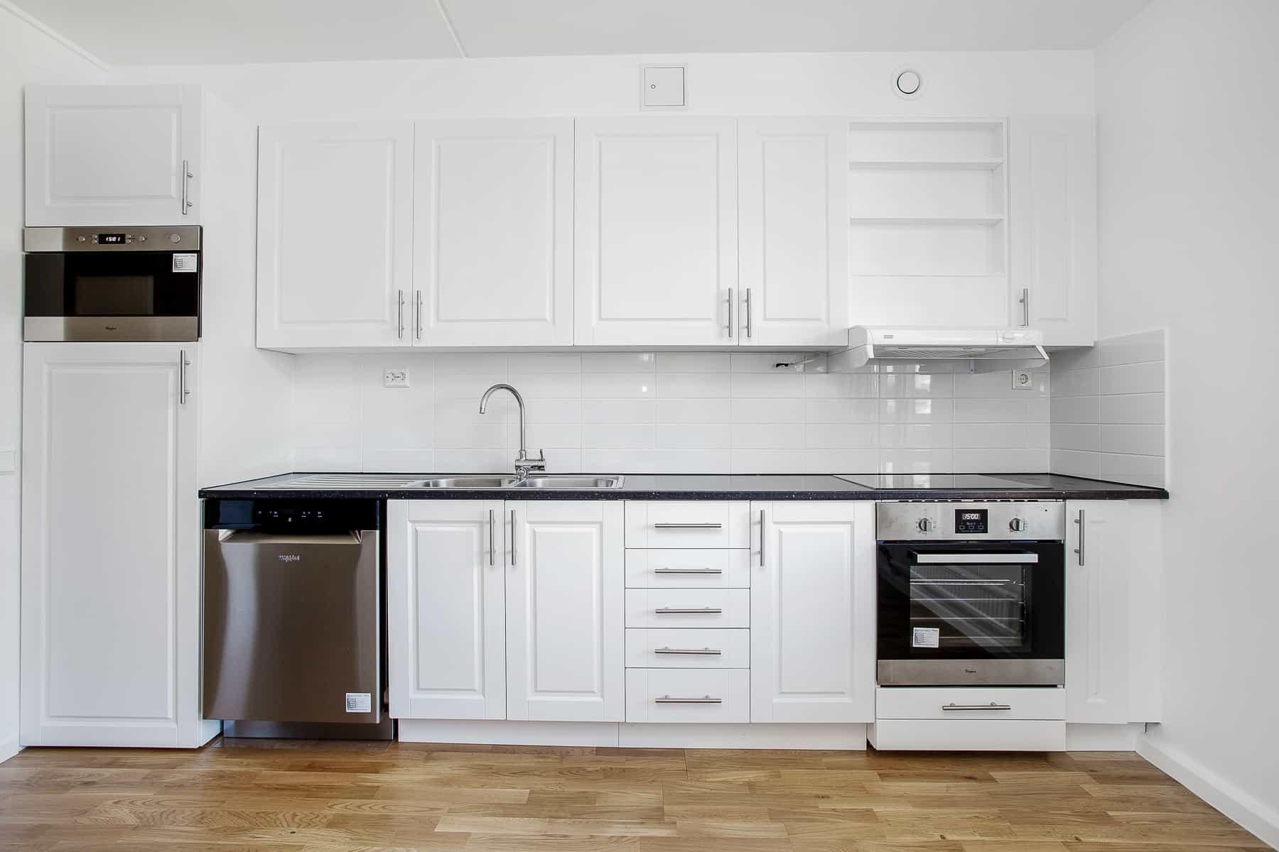 "Referensjobb ""Lägenhetsrenovering"" utfört av Sands Entreprenad Stockholm AB"