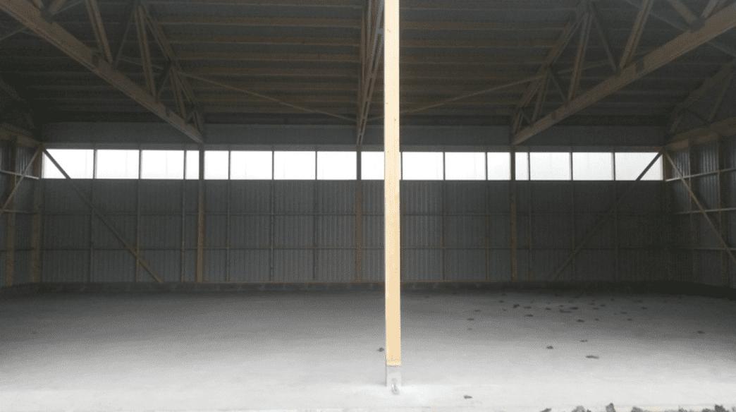 """Referensjobb """"Hall"""" utfört av JD Bygg & Betong"""