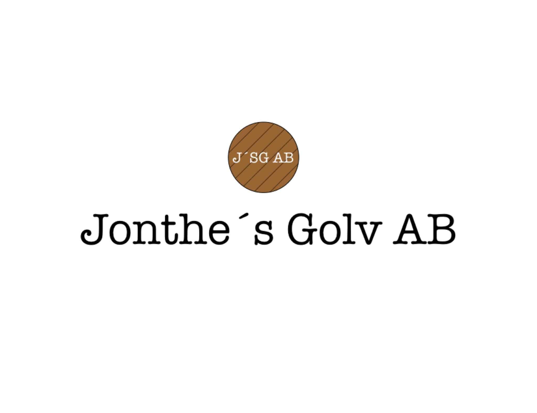 Logotyp för Jonthes Golv AB