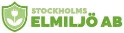 Logotyp för Stockholms Elmiljö AB