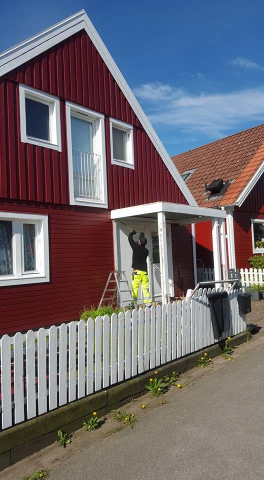 """Referensjobb """"Farstu"""" utfört av Sota Byggtjänster AB"""