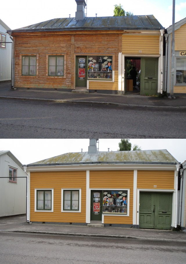 """Referensjobb """"Målningsprojekt"""" utfört av Arnito Bygg och Måleri AB"""