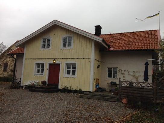 """Referensjobb """"Tillbyggnation av veranda"""" utfört av Arnito Bygg och Måleri AB"""