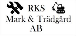 Logotyp för RKS Mark & Trädgård AB