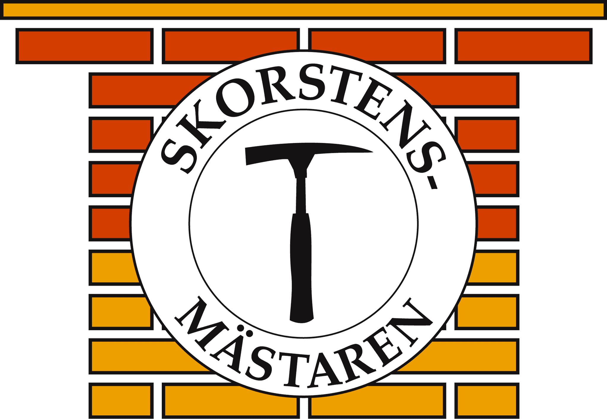 Logotyp för Skorstensmästaren Sverige AB