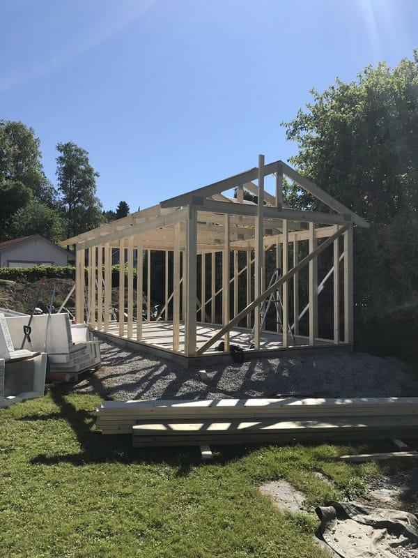 """Referensjobb """"Byggnation"""" utfört av DTC Sundsvall AB"""
