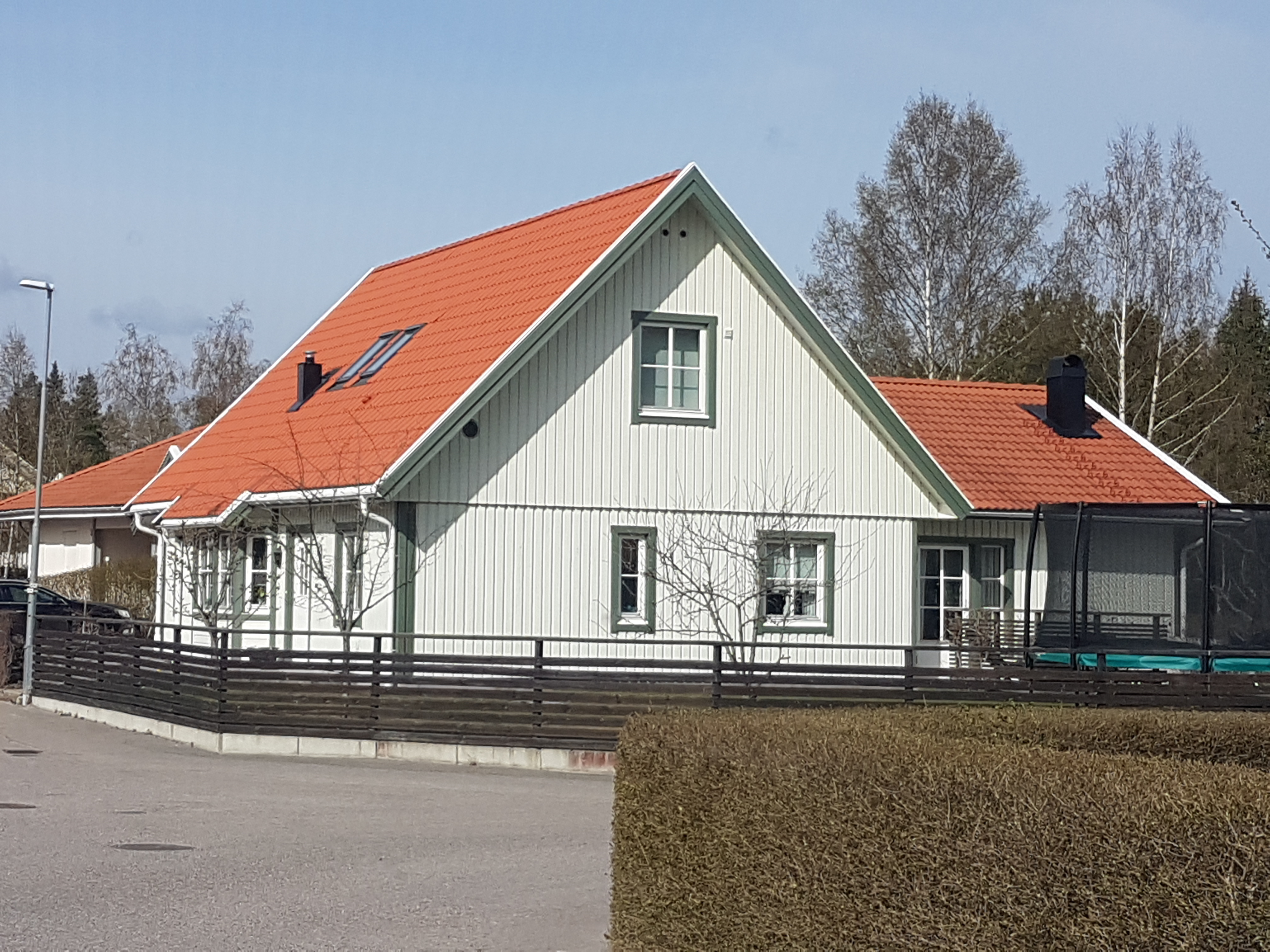 """Referensjobb """"Påbyggnad av en villa"""" utfört av MT Enström Bygg & Våtrum AB"""