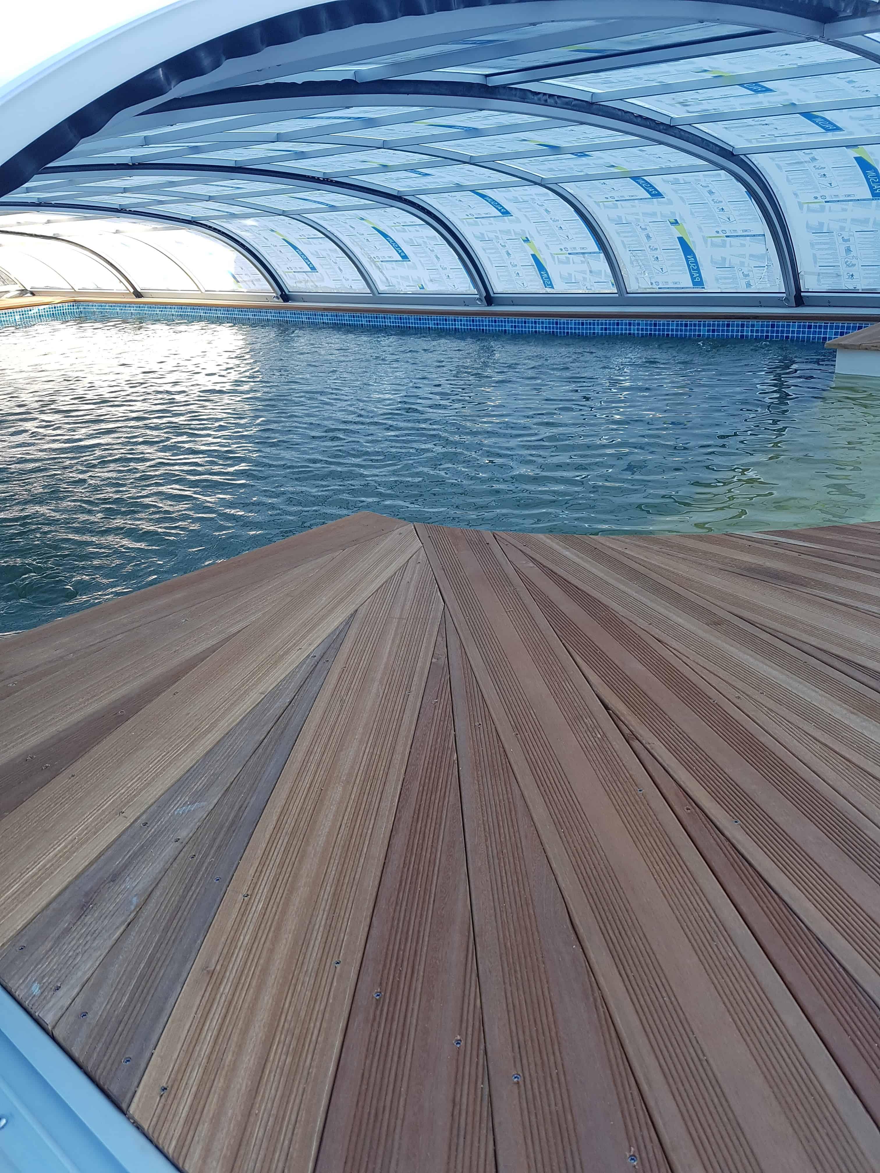 """Referensjobb """"Pool"""" utfört av DNB Bygg & Fastighetsservice AB"""
