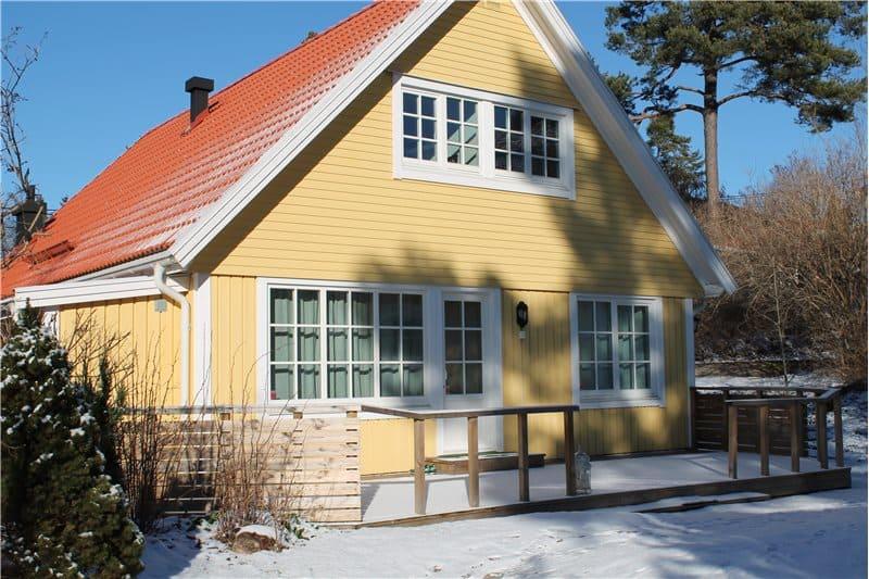 "Referensjobb ""Husrenovering i Nacka "" utfört av Omhus AB"