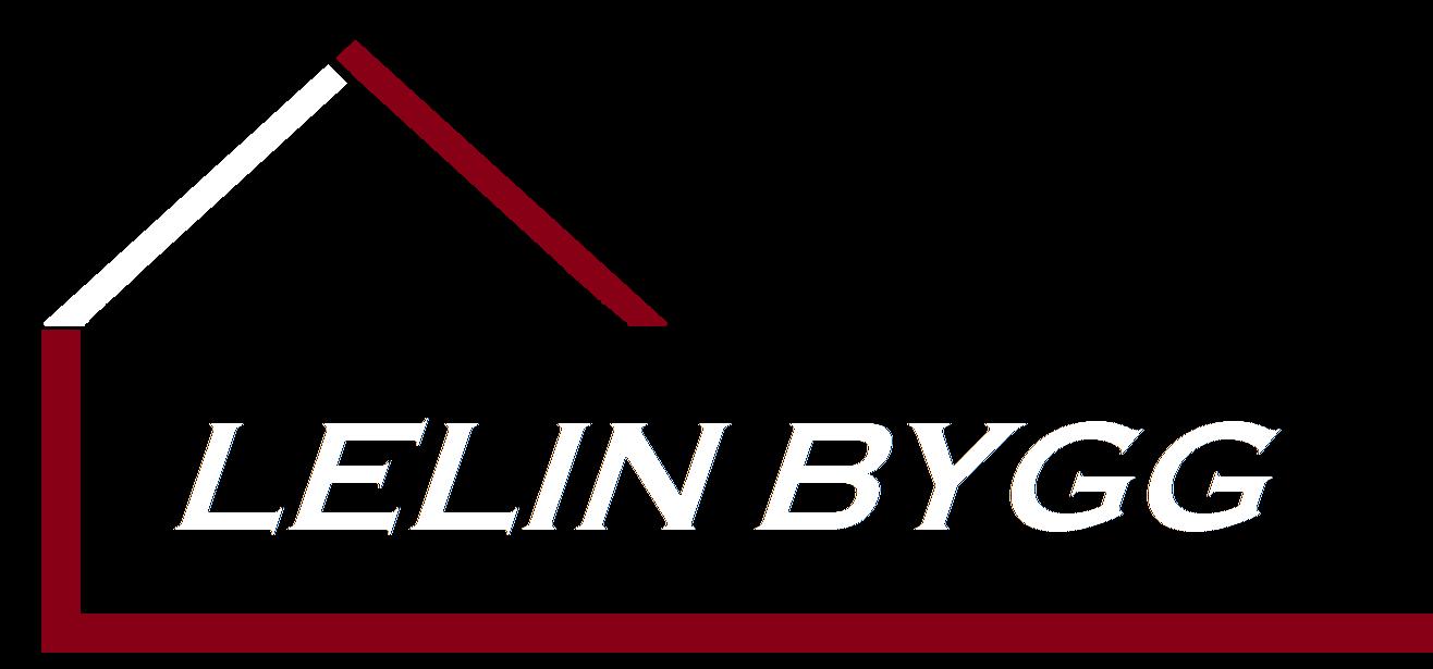 Logotyp för Lelin Bygg