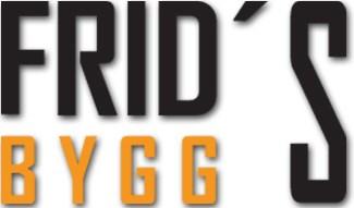 Logotyp för Frids Bygg