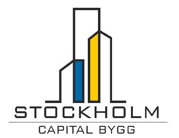 Logotyp för STHLM Capital Bygg AB