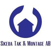 Logotyp för Skeda Tak & Montage AB