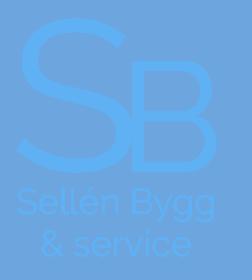 Logotyp för Sellén Bygg & service